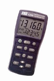 Click image to enlarge - Datalogging Thermometer
