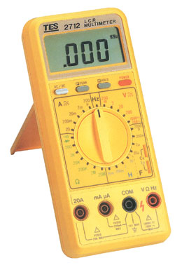 Click image to enlarge - Digital Multimeter